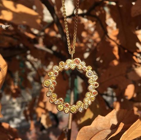Wreath pendant