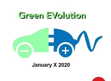 Green EVolution - January X 2020