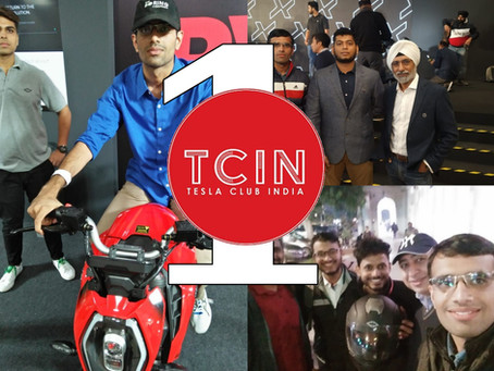 One Year of TCIN