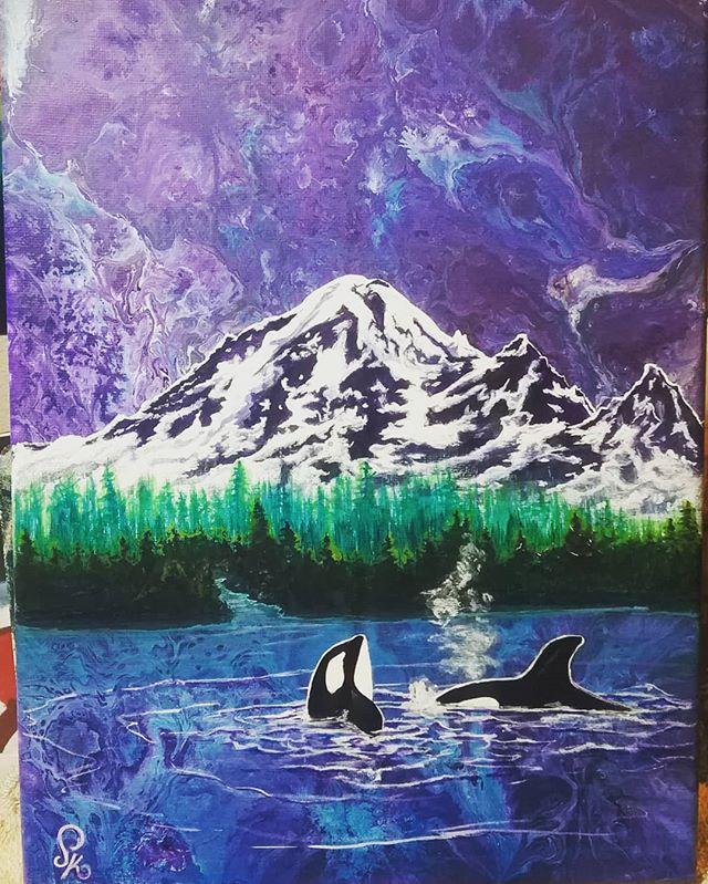 Mt. Baker Orcas