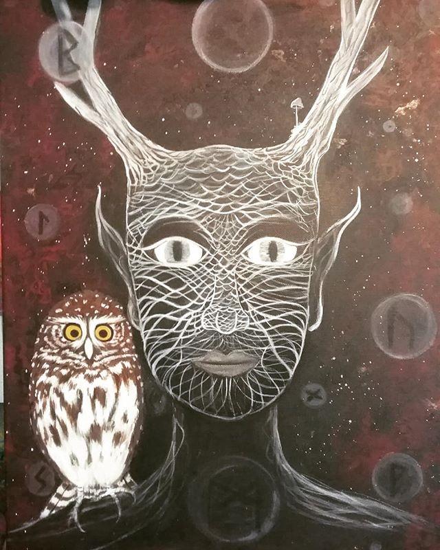 Inner cosmic creature