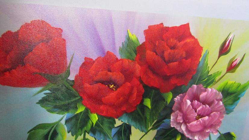 beaming Roses