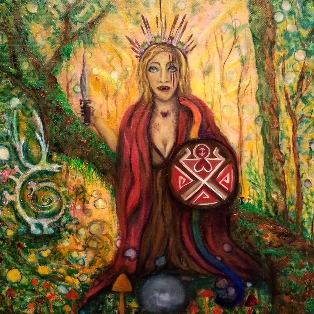 Shield Maiden Self
