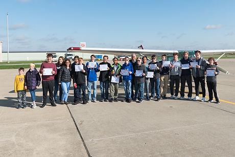 Roncalli High School Aeronautics Club -