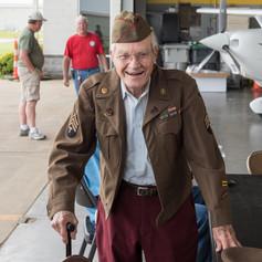 WWII Veteran - Ted Dryer
