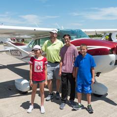 EAA's Young Eagle Flights - 2019-08-03-9