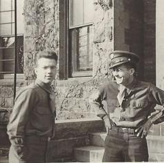Vernon C. Klinger, Rutgers 1944