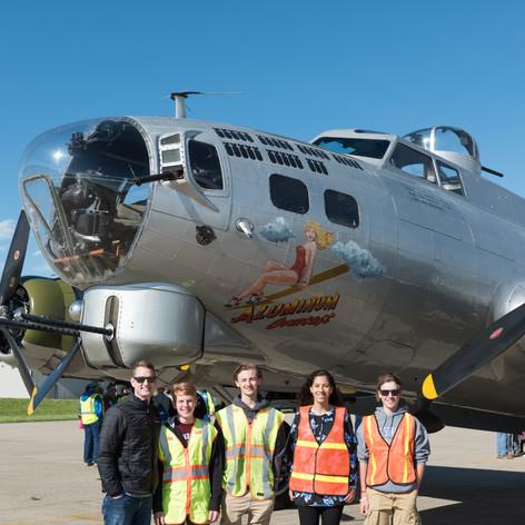 Roncalli High School Aviation Club