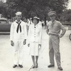 Vernon C. Klinger, Stillwater, OK 1943