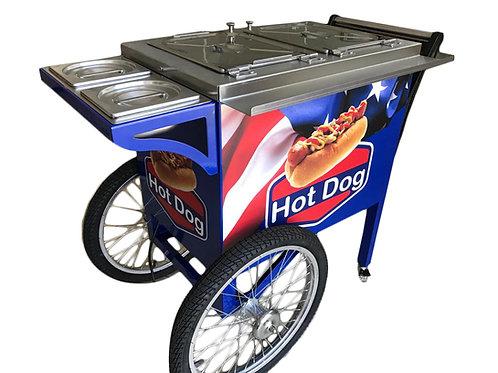 201PC Electric Mini Hot Dog cart