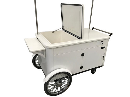 506PC Compact Cooler cart