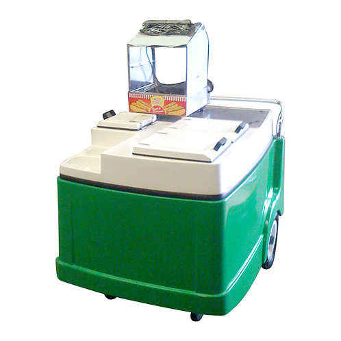 206PCE Hot Dog Cart as low as $133/mo