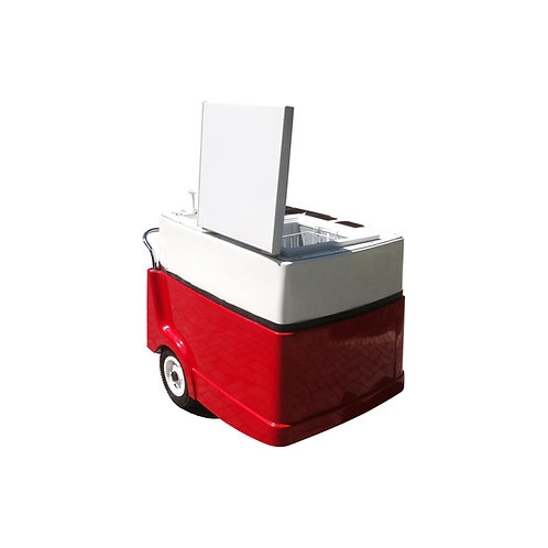 301PC-E/B Ice Cream Cart from as low as $107/mo