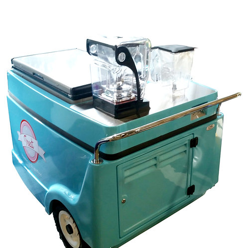 511PC Smoothie cart with Freezer as low as $174/mo