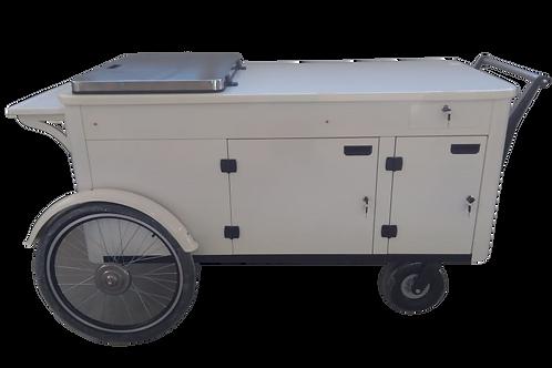 505PC Deluxe Cooler cart