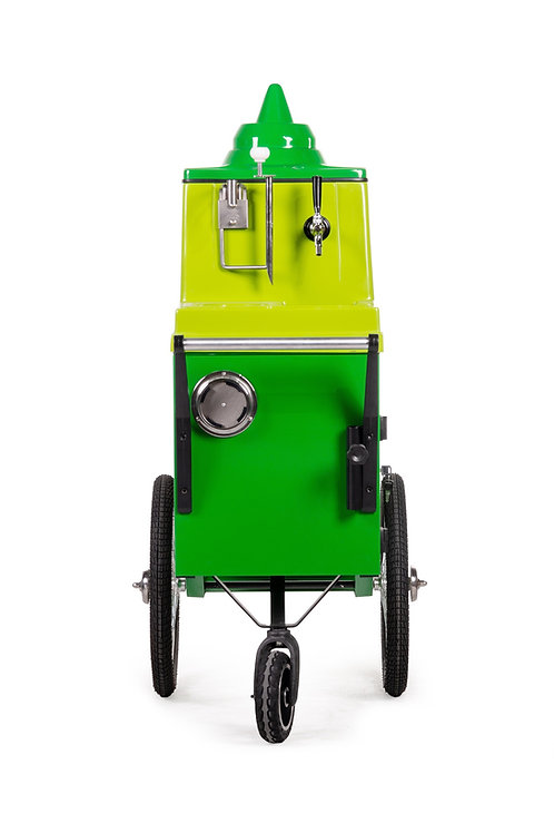 Mini Coconut water cart