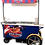 Thumbnail: 215PC Gourmet Hot Dog Cart