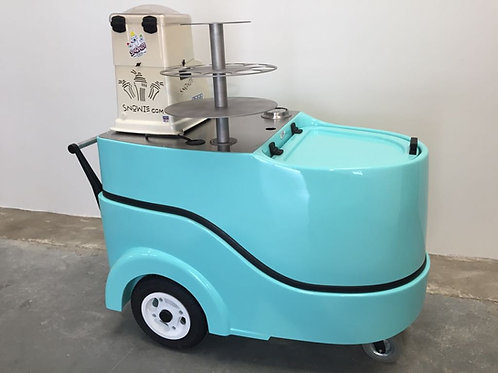 404PC Ice Shaver Push Cart as low as $96/mo