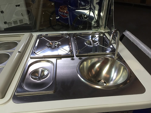 Stainless Steel pans (steam tables)