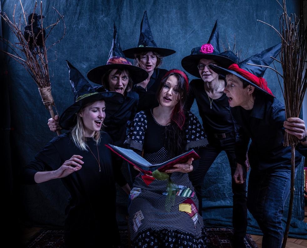 Die kleine Hexe - Kinderkonzert