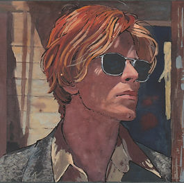 DAVID BOWIE as Thomas Jerome Newton in The Man Who Fell to Earth