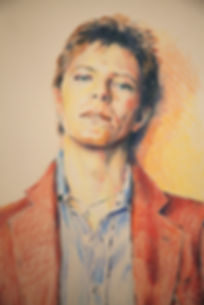 DAVID BOWIE - 1977 Heroes period