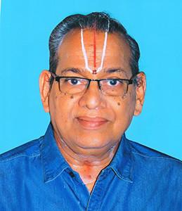 Padma Shri Dr. R. Vasudevan