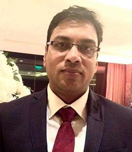 Mr. Ashish Jain