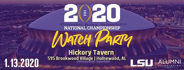 2020_01_13 National Championship_Clemson