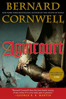 Book Review: Agincourt, by Bernard Cornwell