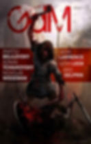 Cover of Grim Dark Magazine #1