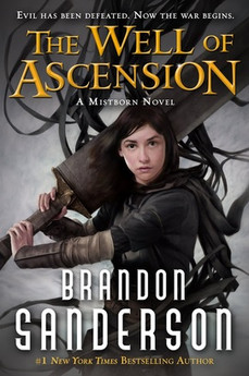 Book Review: The Well of Ascension, by Brandon Sanderson