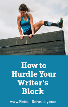 Writing Tips: How to Hurtle Your Writer's Block