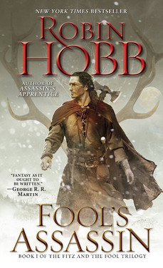 Book Review: Fool's Assassin, by Robin Hobb
