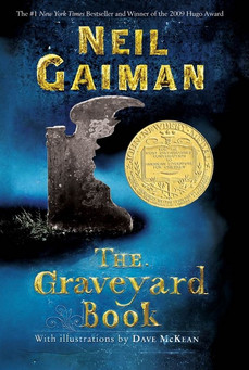 Book Review: The Graveyard Book, by Neil Gaiman