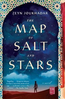 Book Review: The Map of Salt and Stars, by Zeyn Joukhadar