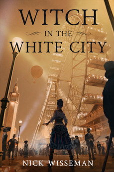 Pre-Order: Witch in the White City