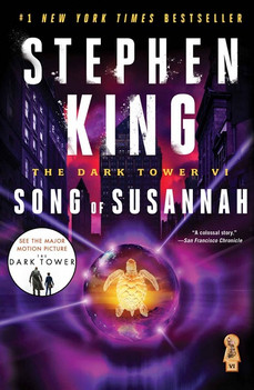 Book Review: Song of Susannah, by Stephen King