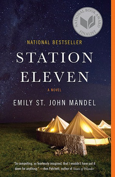Book Review: Station Eleven, by Emily St. John Mandel