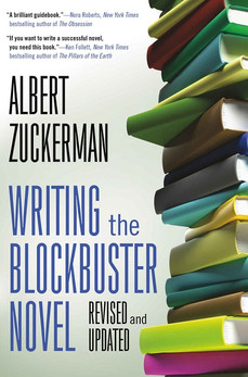 Book Review: Writing the Blockbuster Novel, by Albert Zuckerman