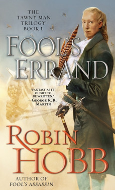 Book Review: Fool's Errand, by Robin Hobb
