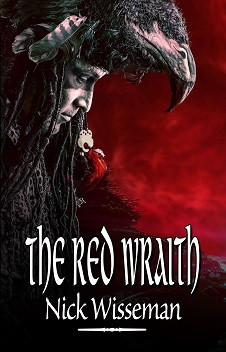 Author Interview: Virtual Release Party for The Red Wraith