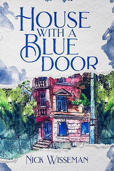Hosue with a Blue Door - eBook Cover - S