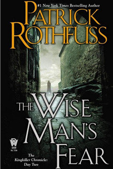 Book Review: The Wise Man's Fear, by Patrick Rothfuss