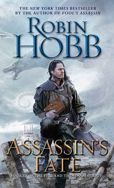 Book Review: Assassin's Fate, by Robin Hobb