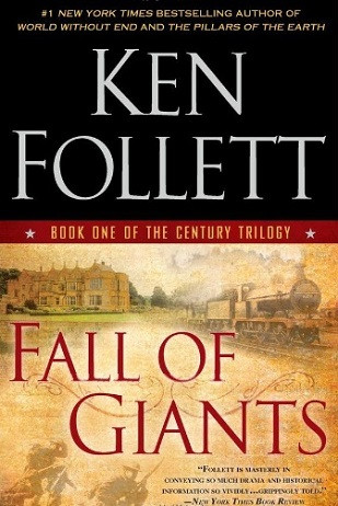 Cover of Fall of Giants