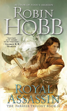 Book Review: Royal Assassin, by Robin Hobb