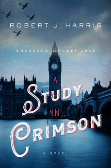 Book Review: A Study in Crimson, by Robert J. Harris