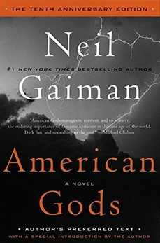 Book Review: American Gods, by Neil Gaiman