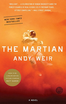 Book Review: The Martian, by Andy Weir